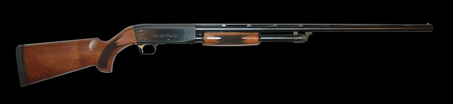 Ithaca's 28-Gauge Pump Takes On 3-Bird Sporting Clays