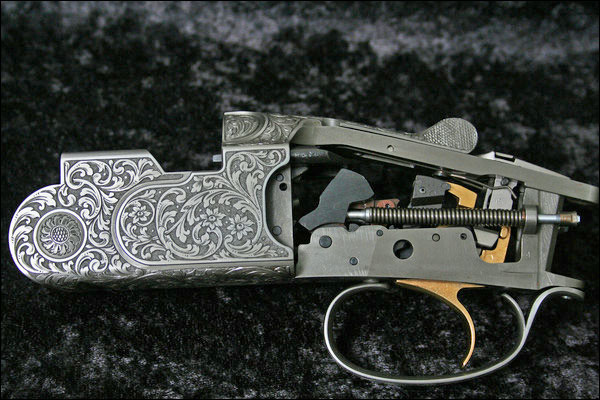 Beretta-Cole Custom-Shotgun