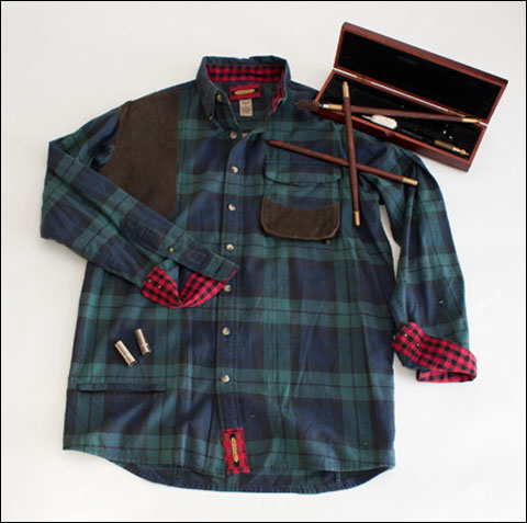 Artemas Black Watch shirt
