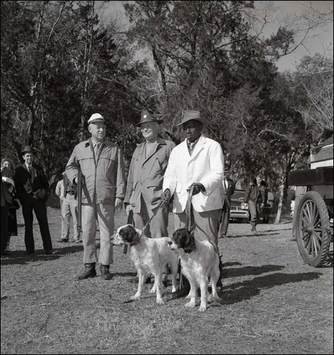 Eisenhower Dwight D President of the United States Hunting