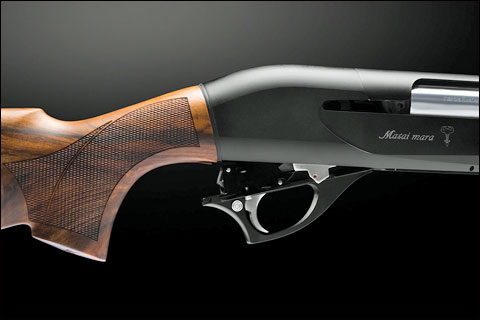 Masai Mara Shotgun RemovableTrigger