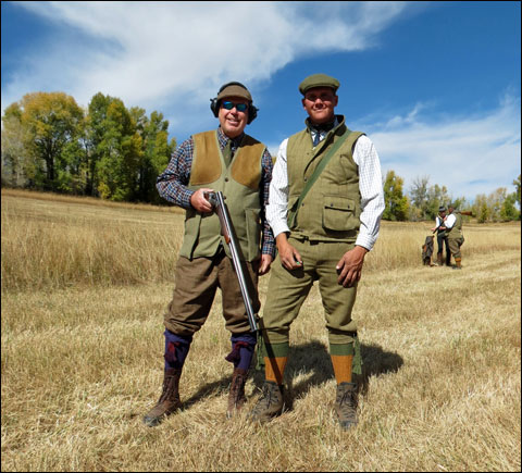 d2620e3af2f31 ... passion for upland hunting and love of all shotguns by Purdey into a  luxury venue of British-style driven hunts, walk-up rough hunts, fly  fishing, ...