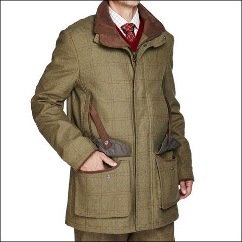 Purdey Technical Field Coat